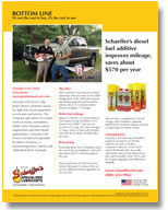 Schaeffer's customer case study - Genuine USA Truck