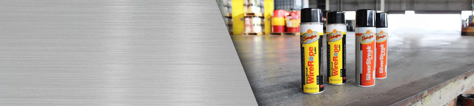Schaeffer Oil | Open Gear, Wire Rope Lube, Chain Lubes, & Thread ...