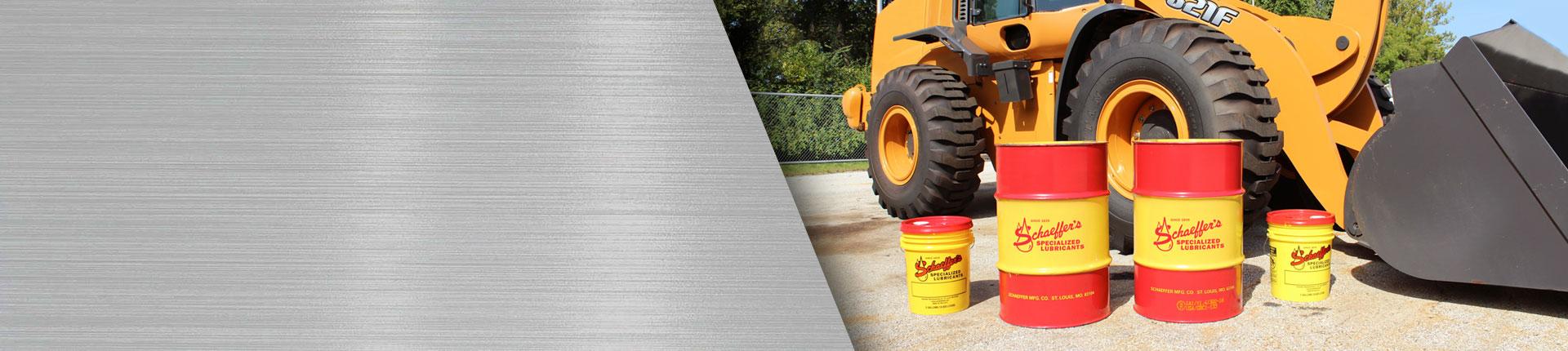 Schaeffer Oil | Transmission & Tractor Hydraulic Fluids