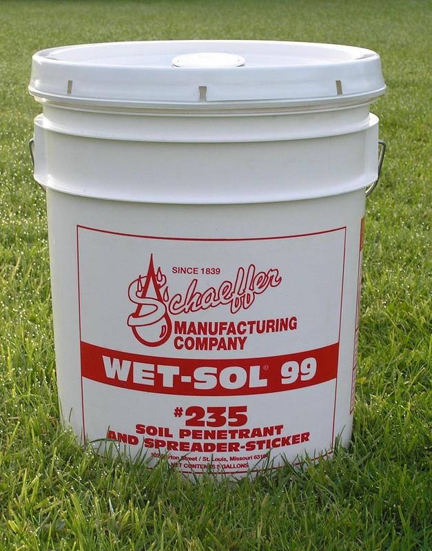 Schaeffer Oil Wet-Sol 99 Biodegradable, nonionic surfactant