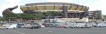 aloha stadium found Penetro 90 works great