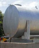 Schaeffer Fuel Tank Dry